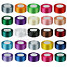 "Hot 1 Roll 25 Yards Satin Ribbon 1.5"" 38mm Wide Bow Wedding Party Supply C62J"