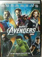 Marvels The Avengers  DVD PG-13  143 Minutes 2012