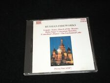 RUSSIAN FIREWORKS<>VARIOUS COMPOSERS <>Germany Cd ~NAXOS 8.550328