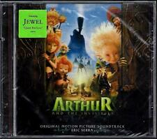 ARTHUR and the Invisibles / Original Soundtrack by Eric Serra - Sealed CD