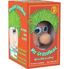 Mr potatoes CapelloGrasso Mr Grasshead innafialo e spuntano i capelli