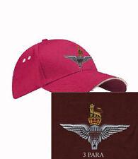 High Quality 3 PARA Parachute Regiment Baseball Cap