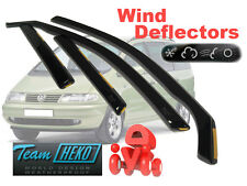 VW SHARAN 1996 - 2010  Galaxi / Alahambra Wind deflectors  4.pc  HEKO  31129