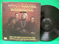 Working The Electric Screwdriver 1960's Record Psychedelic Spar 4809 60's RARE