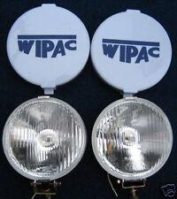 "5 1/2"" WIPAC FOG lights Covers Mini Cooper/MG/4x4/NEW"