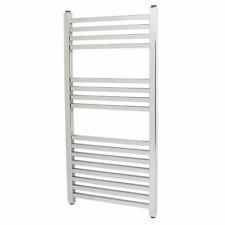 Kudox Cadiz Designer Chrome Towel Ladder Radiator (H)800mm x (W)330mm 7B