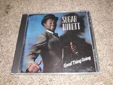 SUGAR MINOTT - GOOD THING GOING - CD FREE SHIPPING. HEART BEAT HB-13. 1988 POLY