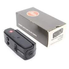 Leica Motor Drive R4 14309 #4 Boxed