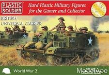 PLASTIC SOLDIER COMPANY 72nd Scale British Universal Carrier
