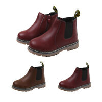 Cute Children Fashion Boys Girls Martin Sneaker Boots Kids Baby Casual Shoes