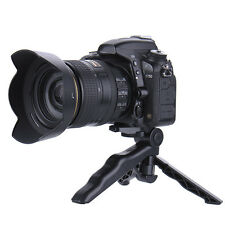 Portable Flexible 2 in 1 Camera Handheld Mini Tripod Stand for Sony Canon Phone.