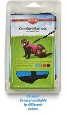 Kaytee Purple Comfort Harness Stretchy Leash Dwarf Rabbit Ferret-Large-New