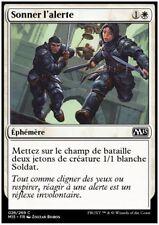 MTG - Sonner l'alerte X4 - Commune - Magic 2015 / M15 - VF FR NEUF