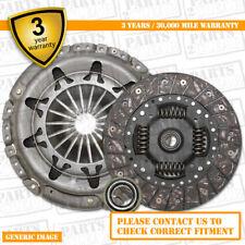 VW CADDY Mk III 1.9 TDi Full Clutch Kit + Bearing Set 105 BHP Box BJB BLS 04-10