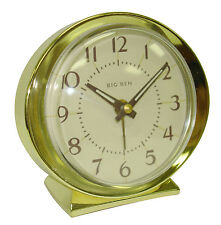 Westclox 1964 Big Ben Classic Bell Analog Quartz Alarm Clock 10605