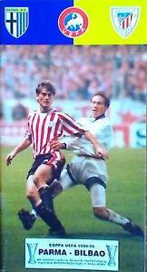 Programme PARMA Italy - ATHLETIC BILBAO Spain 1994-1995 UEFA CUP