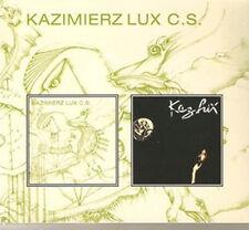 """Kaz Lux:  """"Kazimierz Lux C.C. / Distance""""  (2on1 Digipak CD Reissue)"""
