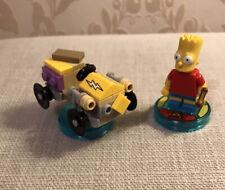 Lego Dimensions Bart Simpson Simpsons Fun Pack