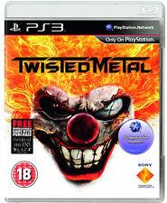 Twisted Metal ~ PS3 (EN BUEN ESTADO)