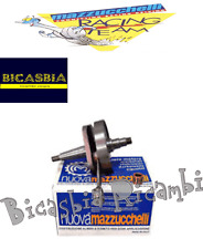 0218 - ALBERO MOTORE ANTICIPATO MAZZUCCHELLI SUPER COMPETIZIONE VESPA 125 ET3