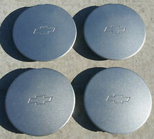 Chevy Malibu center cap set (4 pieces) 2000-2003 part number 9593521  repainted