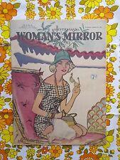 The Australian Woman's Mirror magazine Oct 23 1957 vintage PHANTOM COMIC