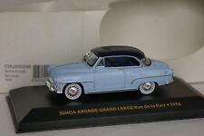 Ixo 1/43 - Simca Aronde Grand Large Rue de la Paix 1956