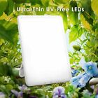 TaoTronics Light Therapy Lamp, Ultra-Thin UV-Free 10000 Lux Therapy Light, Timer