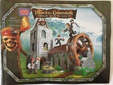 Mega Bloks Pirates of the Caribbean Dead Man's Chest: 1027: Water wheel duel