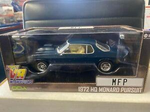 1/24 DDA  Mad Max THE NIGHTRIDER 1972 HQ HOLDEN MONARO MFP 1st V8 INTERCEPTORS