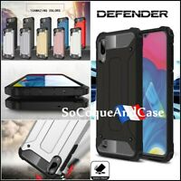 Etui Coque housse Antichoc Shockproof Hybride Case Samsung Galaxy A50 M10 ou M20