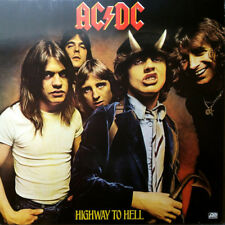 AC/DC  Highway To Hell LP . angus malcom young bon scott cliff williams hard roc
