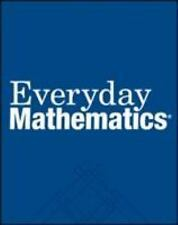 NEW - Everyday Mathematics: Student Reference Book : Grade 3