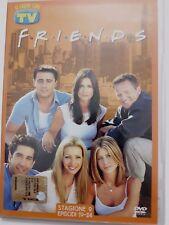 DVD Film Friends Le grandi serie Tv Sorrisi e Canzoni Stagione 9 Episodi 19-24