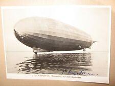 Zeppelin Photographs, ZEPPELIN-WELTFAHRTEN