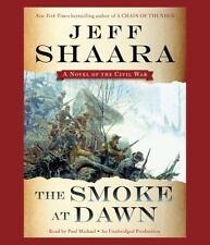Jeff Shaara SMOKE AT DAWN; Civil War Unabridged 16 CD 19.5 Hours *NEW* $45 Value