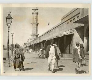 JAIPUR, INDIA City Architecture & Street View Vtg. 1930 Urban Travel Press Photo