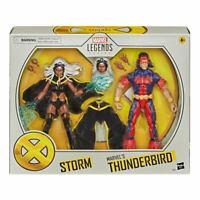 Storm and Thunderbird X-Men 2-Pack 15 cm Marvel Legends Action Figur Hasbro