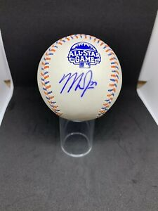 2013 All Star Game Mike Trout Signed Baseball MLB Certified Autograph Rare Auto