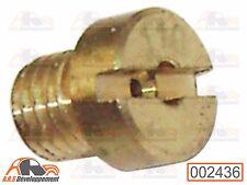 Gicleur secondaire 110 carburateur double corps Citroen 2CV DYANE MEHARI  -2436-