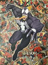 Marvel Fine Art Randy Martinez Legacy Venom Giclee on Canvas