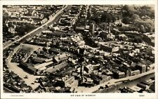 Wisbech. Air View # 21501 by Aerofilms. Aerial View.