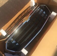2018 -2019 Chevrolet Traverse Front Bumper Upper Grille 84297944 NTO OEM Grill
