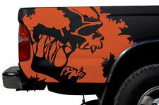 Custom Vinyl Graphics Decal Wrap Kit for 1995-04 Toyota Tacoma TRD SCREAM Orange