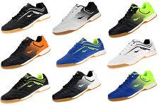 Hallenschuhe Turnschuhe Indoor Schuhe Sportschuhe Schwarz Weiß Schnürschuhe Neu