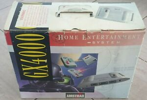 Boxed Amstrad GX4000 Console Complete & In VGC Tested
