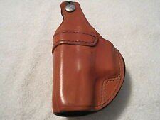 Bianchi Pistol Pocket Holster Model 3S Tan Right-Hand Glock 26/27 19184