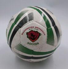Washington University St Louis College Soccer Camp Ball Bounce Athletics size 4