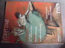 µ? Revue L'Estampille L'Objet d'Art n°393 Paysage russe M.Raymond GLIENICKE
