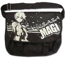 *NEW* Magi The Labyrinth of Magic Alibaba Black & White Messenger Bag